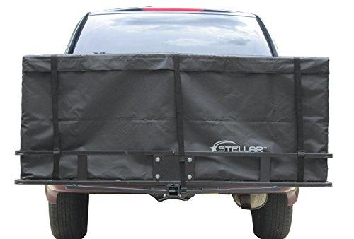 STELLAR 10119 Waterproof XL Cargo Bag for Hitch Baskets - 59