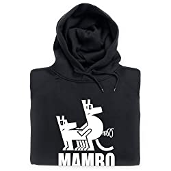 Official Mambo Dogs 2 Hoodie, Mens