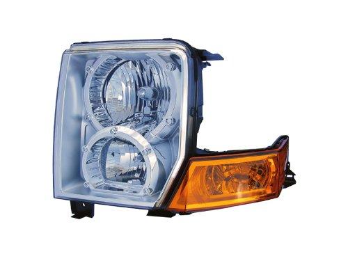 jeep commander headlight oe style headlamp left driver side