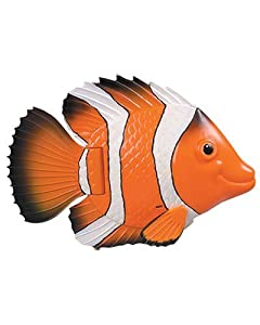 Swimways Rainbow Reef Fish - Orange/Purple/Blue