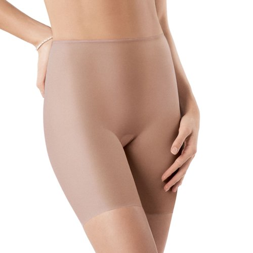SPANX Medium Control Skinny Britches Mid-Thigh Shaper, MEDIUM, Nude