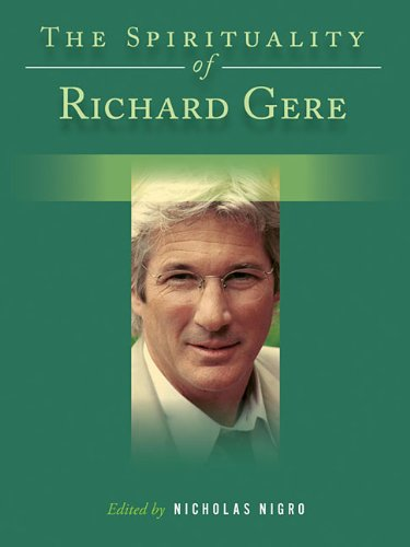 Image of The Spirituality of Richard Gere (Backbeat Spirituality Series)