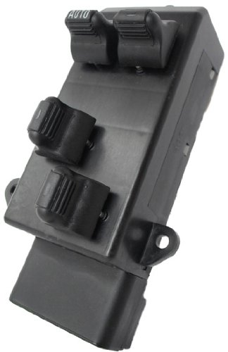 1996-2000 Plymouth Voyager Window Master Control Switch (96 97 98 99 00 Van, Drivers Side, Power, Button, Panel, Door, Lock)