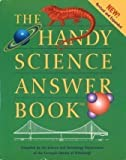 img - for The Handy Science Answer Book book / textbook / text book