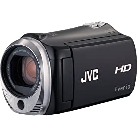 JVC GZ-HM320 High Definition Camcorder