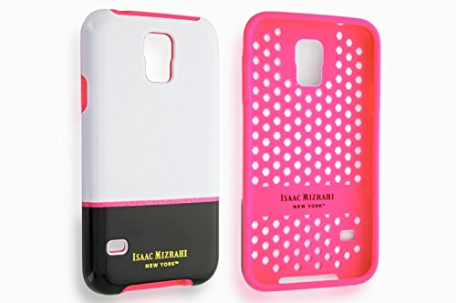 isaac-mizrahi-new-york-case-for-samsung-galaxy-s5-white-pink-and-black