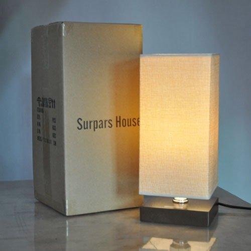 minimalist solid wood table lamp bedside desk lamp home garden lighting lamps. Black Bedroom Furniture Sets. Home Design Ideas