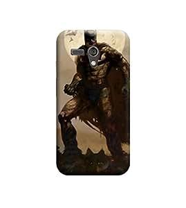 EPICCASE Premium Printed Back Case Cover With Full protection For Motorola Moto G (Designer Case)
