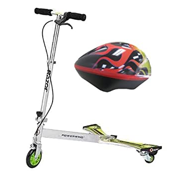 Razor Powerwing Deluxe Scooter with Helmet