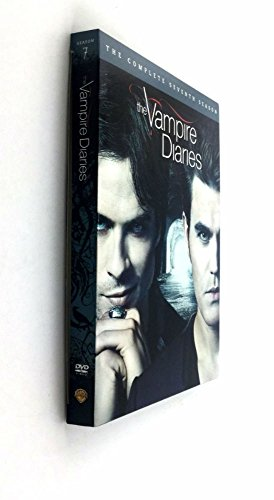 The Vampire Diaries: The Complete Seventh Season 7 (DVDS, 2016, 5-Discs Set) Best Offer! (The Vampire Diaries Season 7 compare prices)