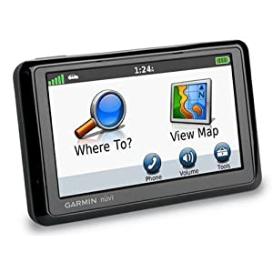 Garmin n?vi 1390/1390T 4.3-Inch Widescreen Bluetooth Portable GPS Navigator