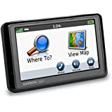 Garmin nuvi 1390/1390T 4.3-Inch Widescreen Bluetooth Portable GPS Navigator with Traffic (Discontinued by Manufacturer)