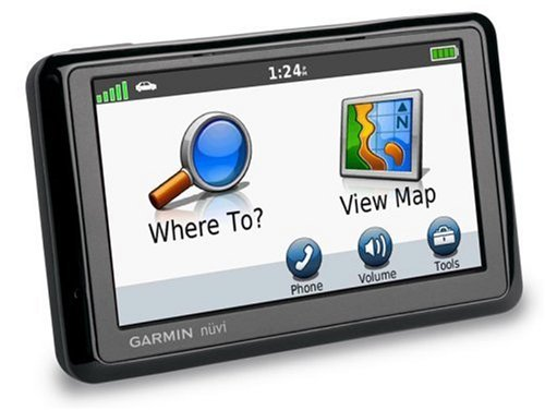 Garmin nvi 1390/1390T 4.3-Inch Widescreen Bluetooth Portable GPS Navigator with Traffic