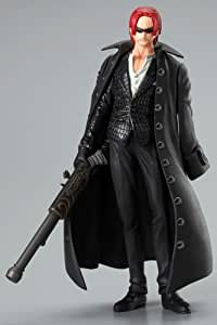 One Piece Super Styling EX Strong Brothers Special Figur: Der Rote Shanks 13 cm