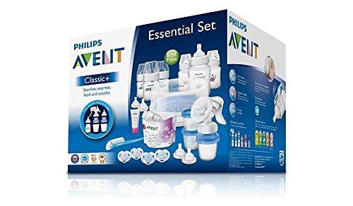 Philips AVENT Classic+ Essential GIFT Set Bottle Feeding
