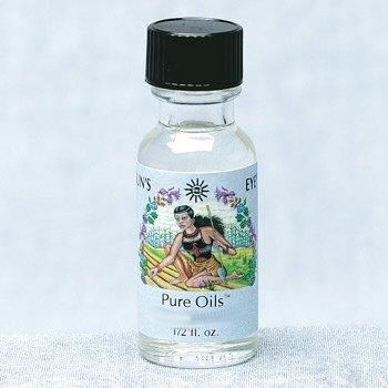 Gardenia - Sun's Eye Pure Oils - 1/2 Ounce Bottle 982