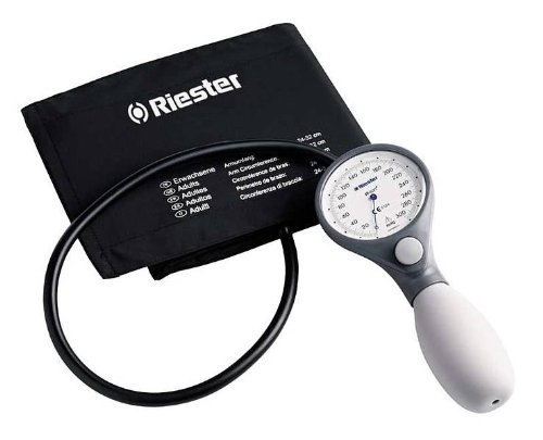 Cheap Riester Ri-San Aneroid Sphygmomanometer, Adult (RST-LF1512P)