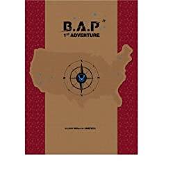 B.A.P 1st Adventure: 10,000 Miles in America