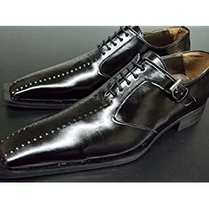PRIAMO Italy Men Leather Shoes