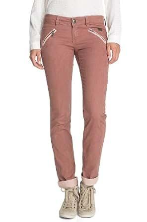 edc by ESPRIT Jeans  Slim Femme - Rose - Rosa (261 pale rust) - 32W/32L