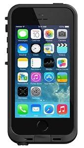 LifeProof fré, wasserdichte Schutzhülle für Apple iPhone 5/5s schwarz