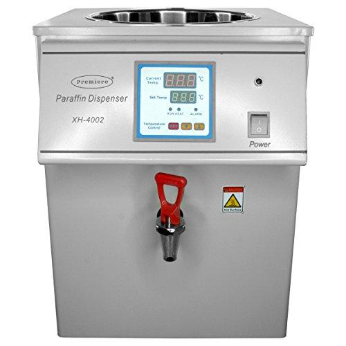 Premiere XH-4002 Paraffin Dispenser, 2.3-Gallon Capacity, 1060-Watt Output