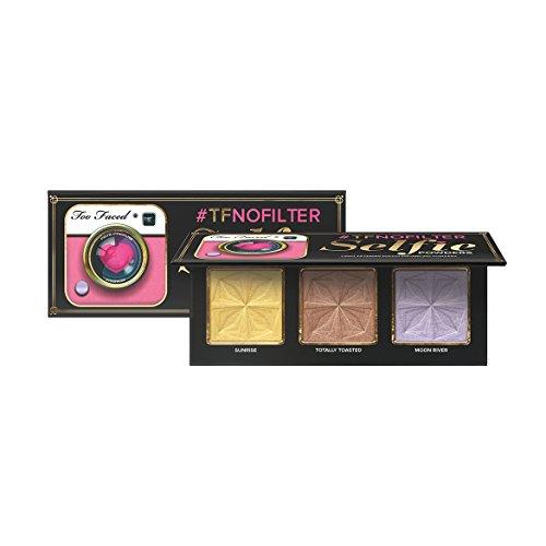 Too Faced Selfie PowdersLight Filtering PhotoーEnhancing Powders仕上げ用パウダー並行輸入品