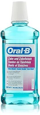 Oral-B Zahn & Zahnfleisch Mundspülung 500 ml, 1 Stück