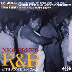 artist - New Breed R&B with Added Popcorn - Zortam Music