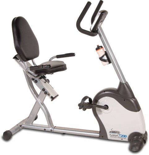 Stamina 7200 Magnetic Fusion Recumbent Exercise Bike