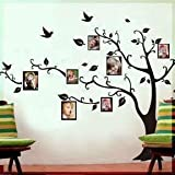 Removable Wall Decor Decal Sticker (Tree Vine Sticker)