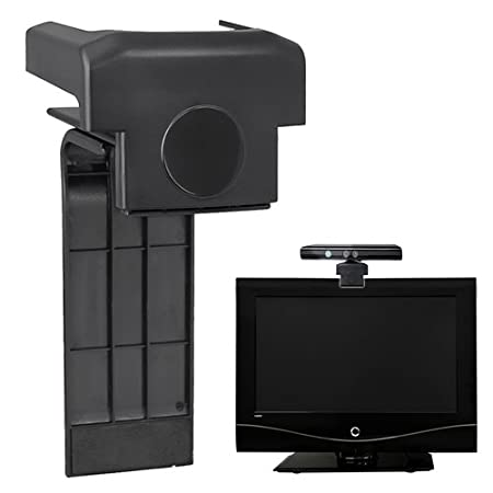 CommonByte TV Clip Mount Dock Stand for Xbox 360 Kinect Sensor New