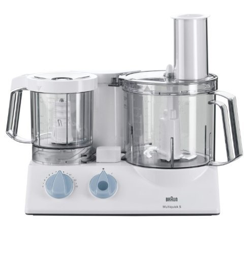 OVERSEAS USE ONLY Braun K700 Food Processor with (ACUPWR (TM) Plug Kit (Value: $20.96) - Lifetime Warranty) 220 volt Will Not Work In North America