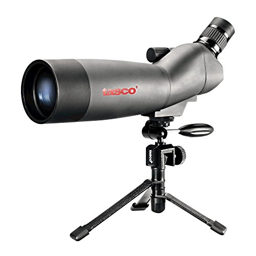 Tasco Tasco World Class 20-60x60 Zoom Spotting Scope with Tripod - 45 Degree Eyepiece
