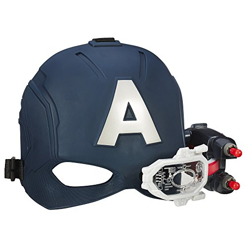 Marvel Captain America: Civil War Scope Vision Helmet (Captain America Visions compare prices)