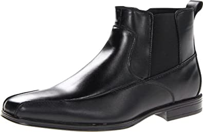 Stacy Adams Men's Manford Boot,Black,7 M US