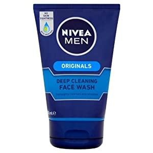 NIVEA MEN Deep Cleansing Face Wash - 100 ml