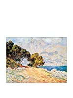 Artopweb Panel Decorativo Monet Cap Martin 80x60 cm (vuoto)