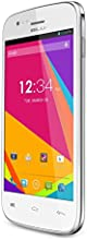 BLU Advance 4.0 Unlocked Dual SIM Cellphone, 4GB, White