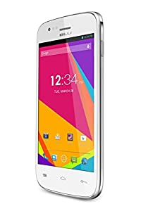 BLU Advance 4.0 Unlocked Cellphone -White
