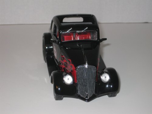 First Gear Die Cast Car, 79-0159, 1933 Willys Coupe with Texaco Steinhagen Oil, Beaumont, Texas Logo, 1/25th Scale Bank (Diecast First Gear compare prices)