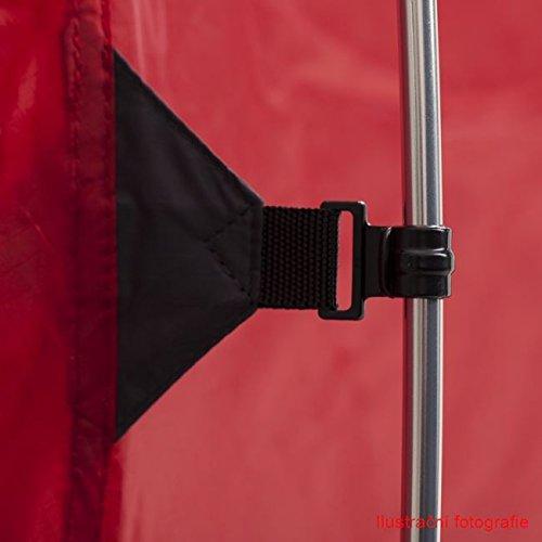 Husky FIGHTER 3-4 Extrem Zelt für 3-4 Personen Rot - 7
