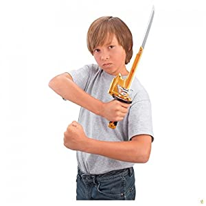 Power Rangers Samurai Deluxe Samurai Spin Sword