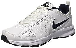 New Nike Men\'s T-Lite XI Cross Trainer White/Black 8.5