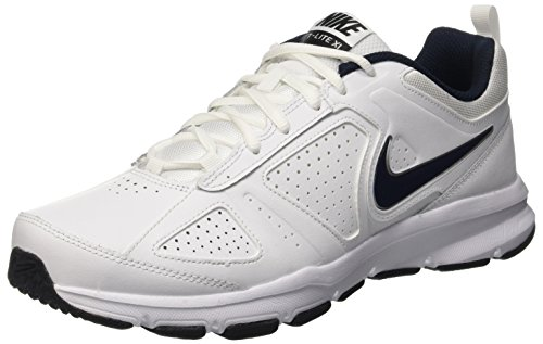 nike-t-lite-xi-herren-sneakers-weiss-white-obsidian-black-metallic-silver-43-eu-85-herren-uk