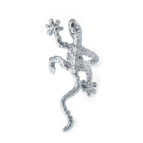 Bling Jewelry Lizard Ear Cuff Left Ear 925 Sterling Silver