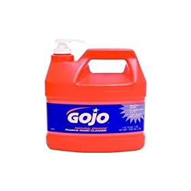 Gojo Orange Hand Cleaner - 1 Gallon