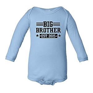 Big Brother EST 2015 Infant Long Sleeve Bodysuit