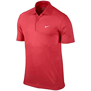 NIKE polo pour homme victory lC XL Rouge - Daring Red/Black