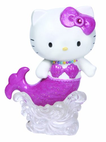 Precious Moments Hello Kitty Mermaid Collectible Figurine